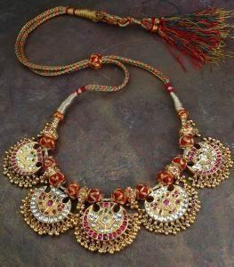 Vintage Kundan Necklace