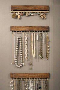 Ready-made wall hanger